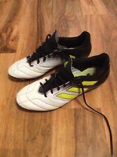 Adidas Ace 17.4 White Hg Football Boots Uk 9.5
