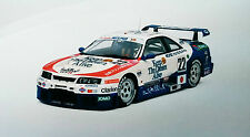 NISSAN Skyline GTR LM #22 Le Mans 24 HRS Nismo 1995 Racing Resin TSM NEW 1:18