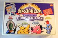 Cranium Turbo Edition Board Game Family Fun Complete Toy of Year Award Winner