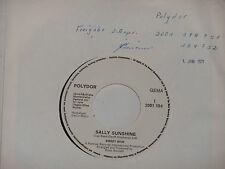 "SWEET RAIN -Sally Sunshine- 7"" 45 Polydor Promo Archiv mint"