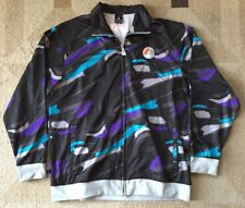 96c3eab288a Air Jordan Jumpman Camo Print Mens Zip Light Jacket. Purple XL