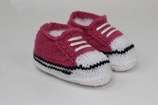 Knitting instructions-easy Baby Basket BOOTIES & Scarpe Da Ginnastica knitting pattern