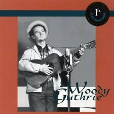 Woody Guthrie - Members Edition (Audio CD - 2003)  NEW