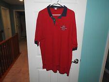 Outer Banks polo shirt size XXL Victoria Clipper logo  Excellent condition