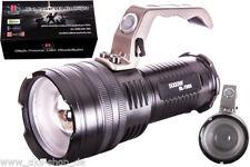 Handlampe Taschenlampe TOP CREE T6 Akku LED Handstrahler 3900 LUMEN HELL