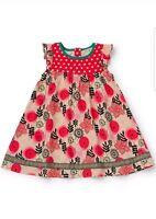 Matilda Jane Girls Size 8 Make Believe Glad Tidings Dress NWT In Bag Christmas