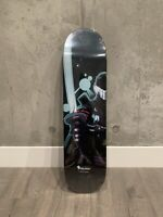 Nsurgo G.I. Joe Snake Eyes Skateboard Skate Deck ARAH New