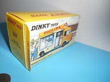 box / Boite DINKY TOYS 587 CAMIONNETTE CITROEN PHILIPS qualité professionnelle