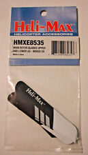 HELI-MAX Main Rotor Blades Upper and Lower (4) HMXE8535 Novus CX Helicopter RC