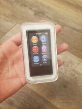 Apple iPod nano 7th Generation Gray (16 GB) Brand New