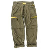 New Navitas Apparel Explorer Zip Off Combat Trousers - Quick Dry, Anti-bacterial