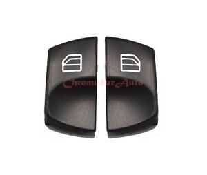 Mercedes Freightliner Sprinter Left Front Window Switch Cover Caps 2006-2018