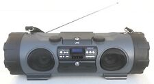 JVC RV-NB1 Boombox CD AUX FM AM, TAPE IS NOT WORKING, Sold AS-IS, READ ALL!