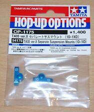 Tamiya 54175 TA05 ver.II Separate Suspension Mounts (1D-1XD) TA06/TA07/TRF417