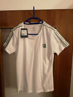 Australian T-Shirt IN COTONE CON BANDA Neu mit Etikett! Gr.;GER;38/INT;M