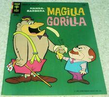HannaBarbera Magilla Gorilla 7, VF 8.0 High Grade GoldKey FileCopy 30% off Guide