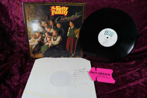 THE Kelly Family...LP...Christmas All Year ( mit Autogramm ) White Label