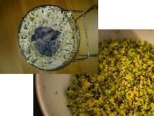 250g Couscous oiseaux Pâte reproduction gâteau canaries perruches perroquets