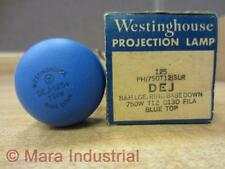 Westinghouse DEJ Projection Lamp Old Stock