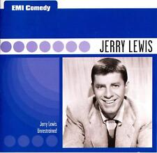 Jerry Lewis-Jerry Lewis Unrestrained-CD EMI Comedy 2008 Australia NEW