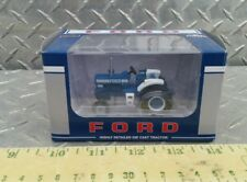 1/64 ERTL custom high detail spec cast Ford 8600 tractor wide front wf farm toy