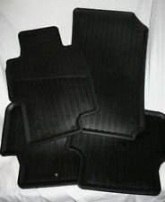 Acura TSX OEM Tough Thermoplastic All-Season Floor Mats 2003-2008