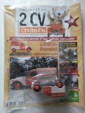 Citroën 2CV AZU Orangina neuf boite fascicule