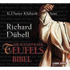 RICHARD DÜBELL * Die Wächter der Teufelsbibel * Hörbuch 6 CD's (2008)