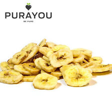 Sweetened Dried Banana Chips 125g - Free UK Shipping
