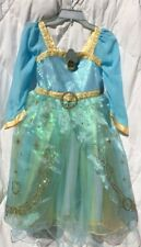 Disney Store Merida Costume Dress Size 5/6 NEW w/ Tags