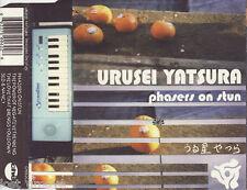 URUSEI YATSURA Phasers On Stun 4-TRACK CD SINGLE 1996 CHE TRADING 62 LO-FI NEW