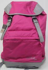 Puma ProCat Pink Gray Travel Bag BookBag Backpack 18x12x7 NWT