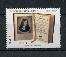Italia 2003 370° anniversario  nascita scienziato Bernardino Ramazzini MNH