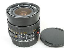 LEICA SUMMICRON-R 2/35mm 35mm 1:2 Nr. 3476280 3-cam LEICA gravur MINT Neuwertig