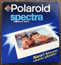 Polaroid Spectra Instant Film For Spectra and ProCam Cameras NOS *EXPIRED 2005*