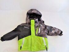 Weatherproof Toddler Green and Black Ski Jacket Sz 2T