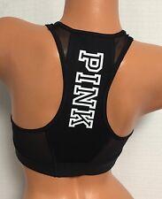NWT Victoria's Secret PINK Bralette ~ RACERBACK Unlined Sports Bra XS