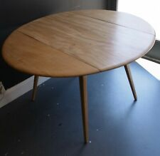 Phenomenal Ercol Round Kitchen Dining Tables For Sale Ebay Download Free Architecture Designs Salvmadebymaigaardcom