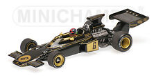MINICHAMPS 436 720006 LOTUS FORD 72 F1 model Emerson Fittipaldi Italian GP 1:43