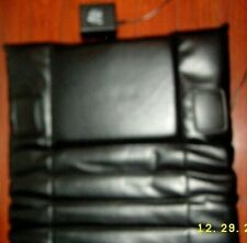 Conair R/C back body elect.massage mat-heated,6-mood music,folds,easy use,works
