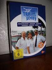 Das Traumschiff-Mauritius/Tasmanien, Singapur/Hawaii, Indien/Hong(3-DVD,2010,GER