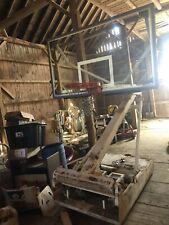 Professional Nba Hydraulic Gared Hydra-Goal Basketball Hoop Retails 4 15k