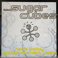 The Sugarcubes - Here Today, Tomorrow Next Week! - 1989 gatefold LP record