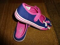 Circo Baby Toddler Girls Mary Jane Strap Casual Dress Flower Shoes Blue Pink New
