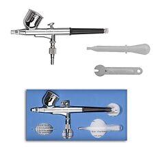 SP130 Dual Action Trigger Airbrush Kit 0.3mm Needle Spray Gun Paint Art Control