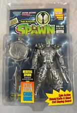 New listing 1995 McFarlane Medieval Spawn Limited 'Special Edition' Figure Silver Pewter New