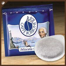 150 Cialde Caffè Borbone filtrocarta 44mm ESE miscela blu
