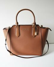 MICHAEL KORS TASCHE/BAG HAYES LG NS TOTE Leather Leder luggage