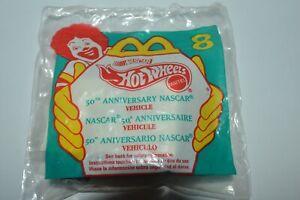 1998 Hot Wheels Ford Taurus #94 McDonalds Happy Meal NASCAR 50  Anniversary 1:64