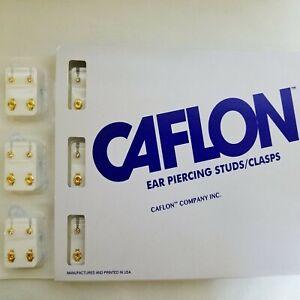 4 MM EAR PIERCING EARRINGS CAFLON MULTI COLOR
